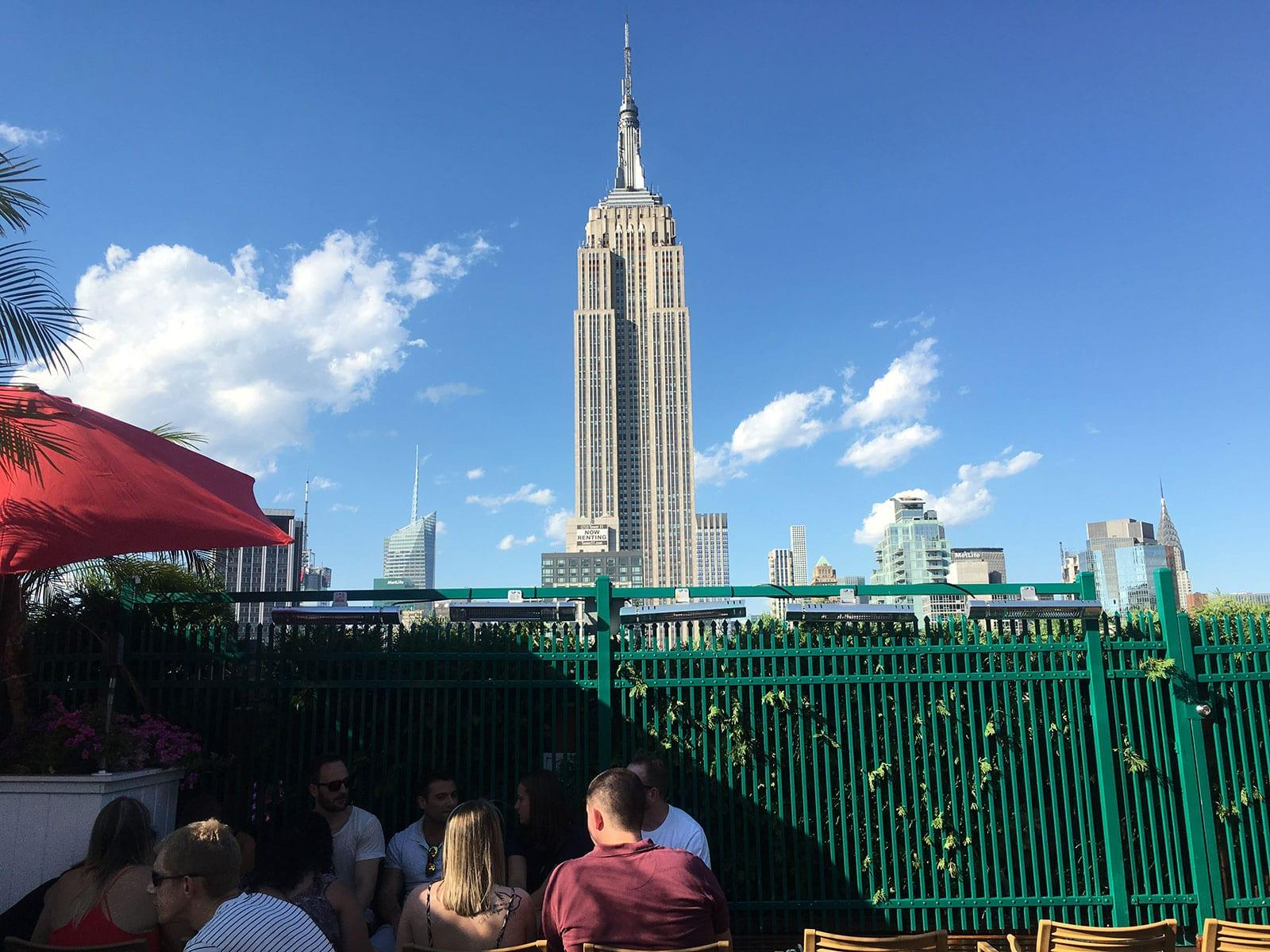 Rooftop-Bar 230 Fifth in New York