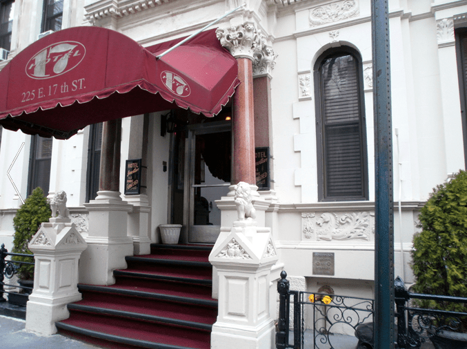 Hotel 17 New York