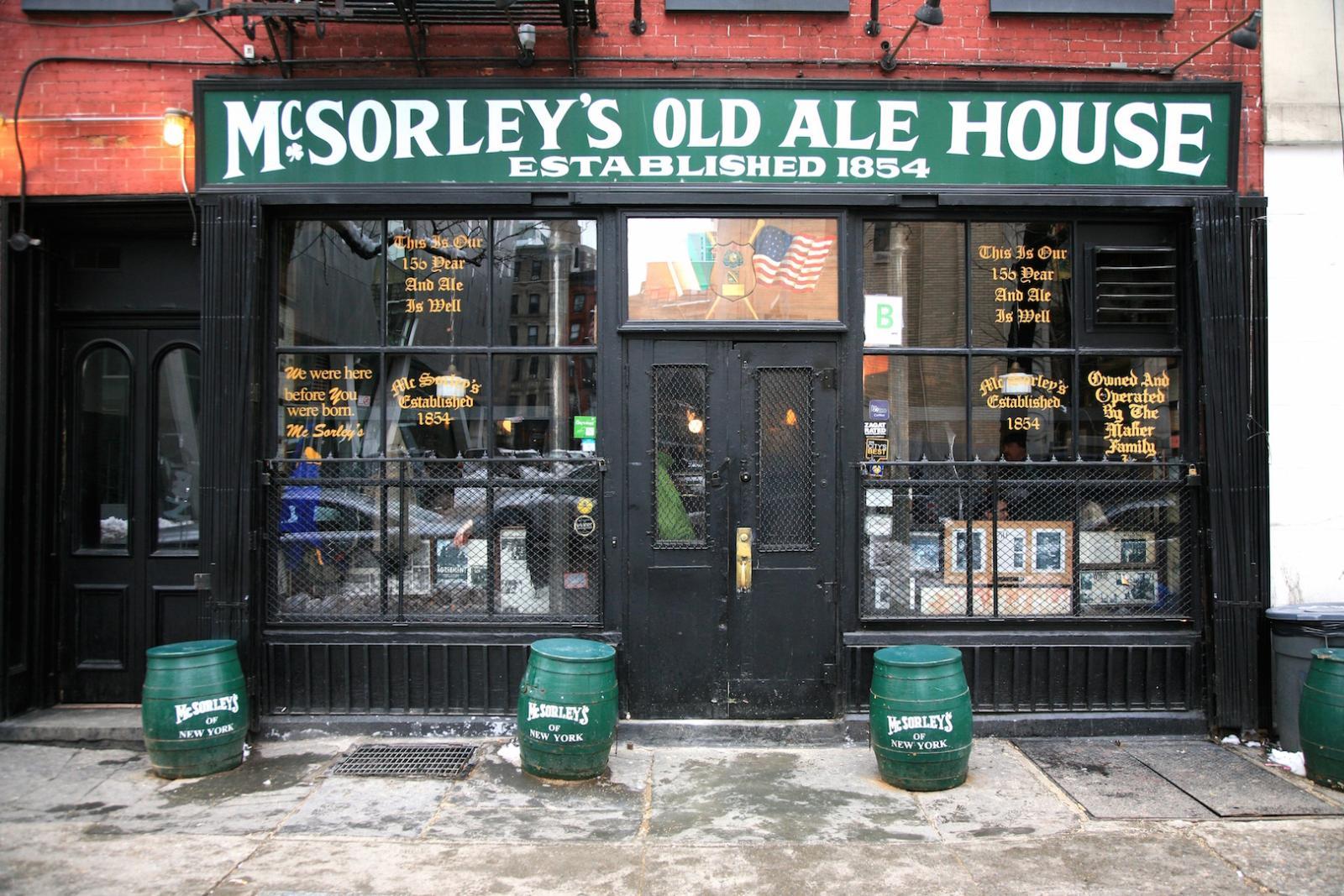 Die besten Bars für den St. Patrick's Day
