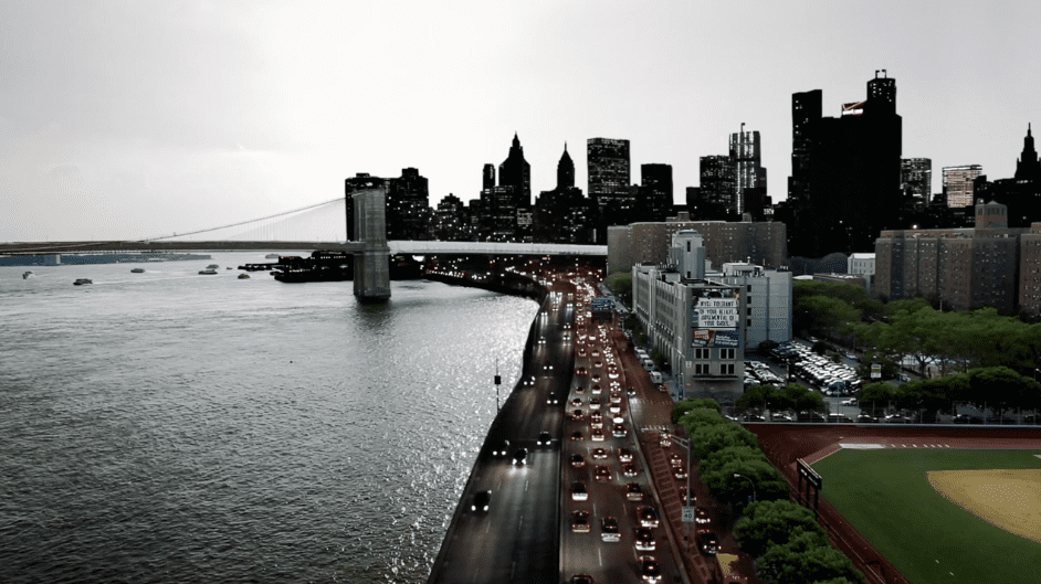 "Noch ein tolles Video ""New York: Night and Day"""