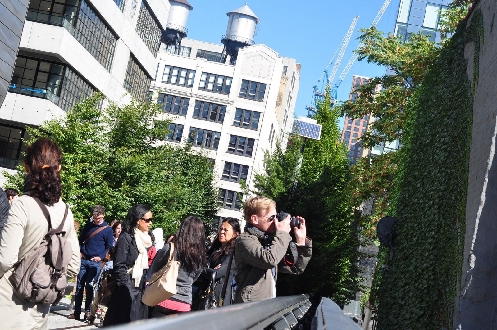 High Line Park New York 07