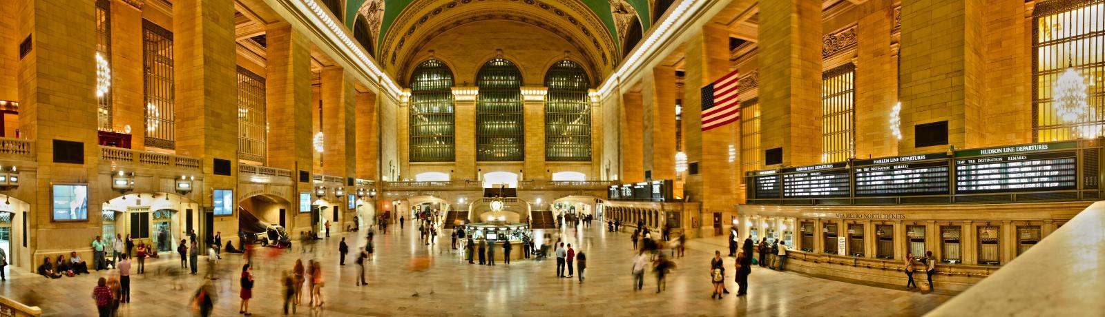4 Fakten über die Grand Central Station
