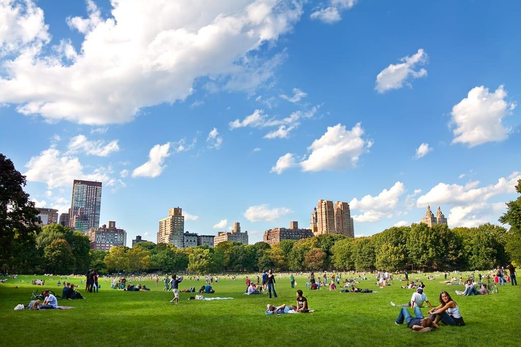 Wetter in New York und beste Reisezeit