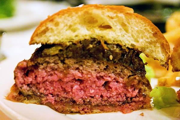 Minetta Tavern Hamburger