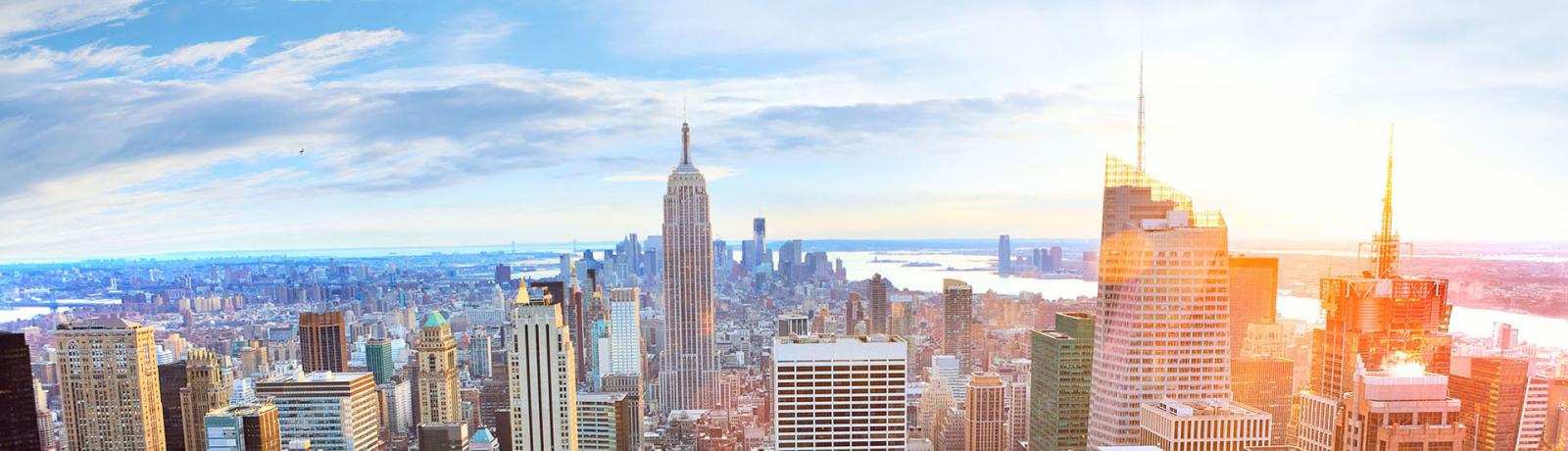 Die top 10 sehensw rdigkeiten in new york 2018 inkl for Famous cities in new york