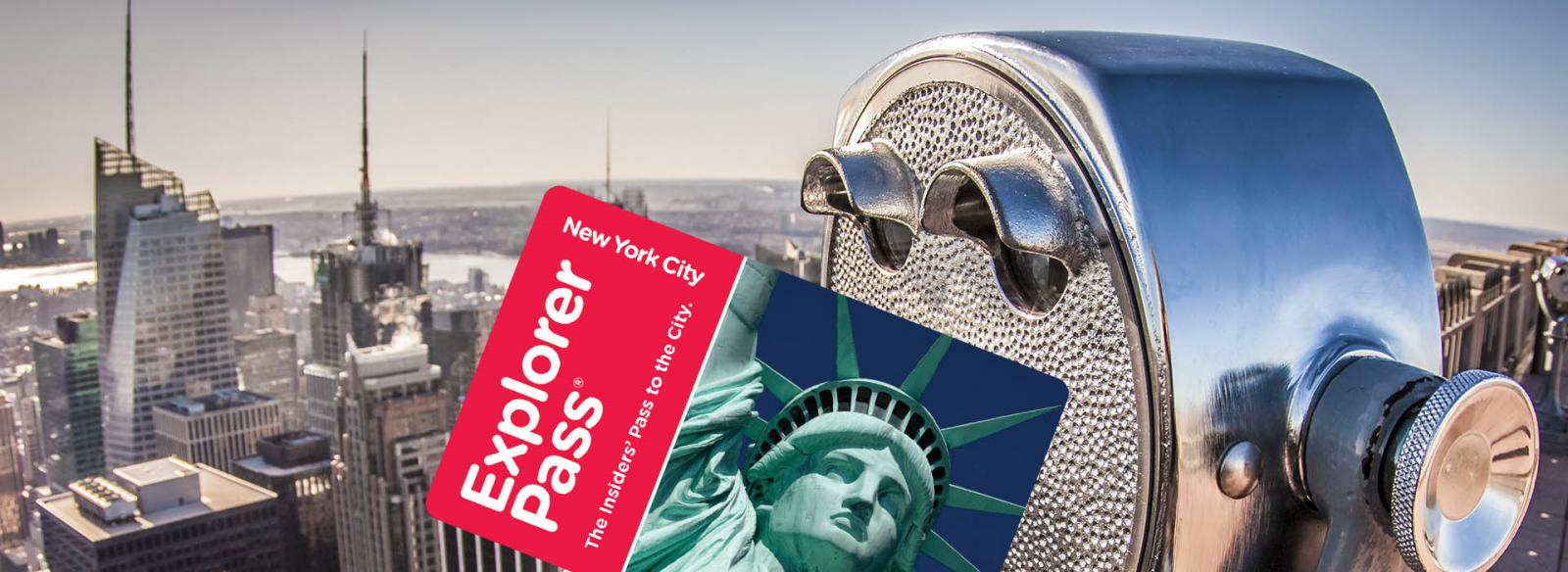 Der New York Explorer Pass