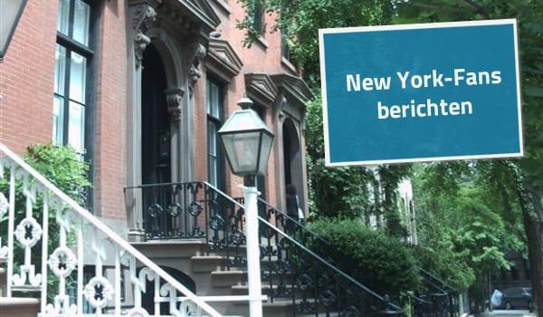 NYC-Fans berichten: die dritte Reise nach New York von Brigitte