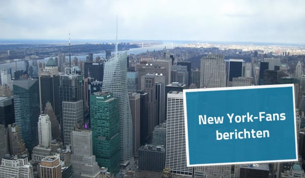 NYC-Fans berichten: Ein New York Reisebericht von Martina