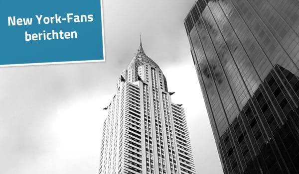 NY-Fans berichten: Ein Reisebericht von Sabine aus Berlin