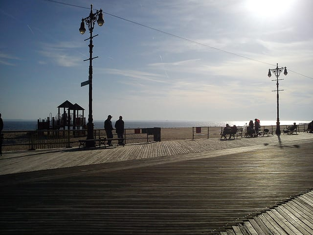 Brighton Beach – der Stadtstrand in Brooklyn