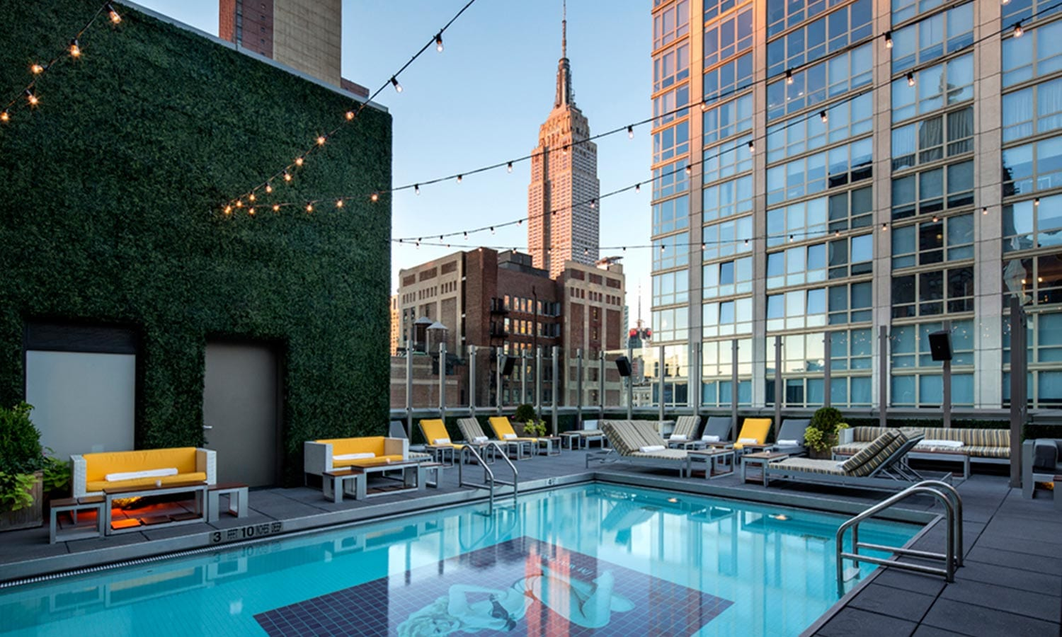 Rooftop-Bar Gansevoort Park Avenue NYC