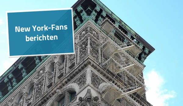 Reisebericht mit vielen New York Fotos von Dirk