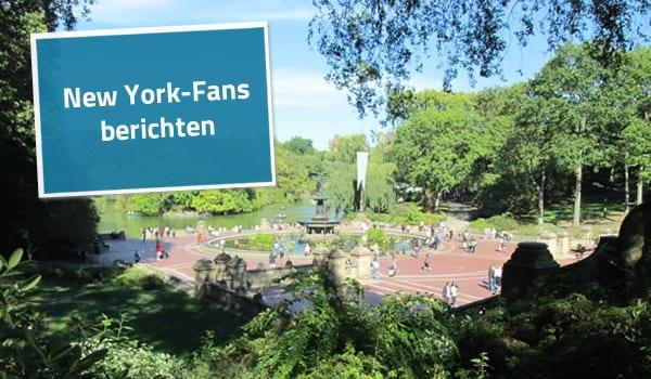 Eindrücke von New York von Christiane