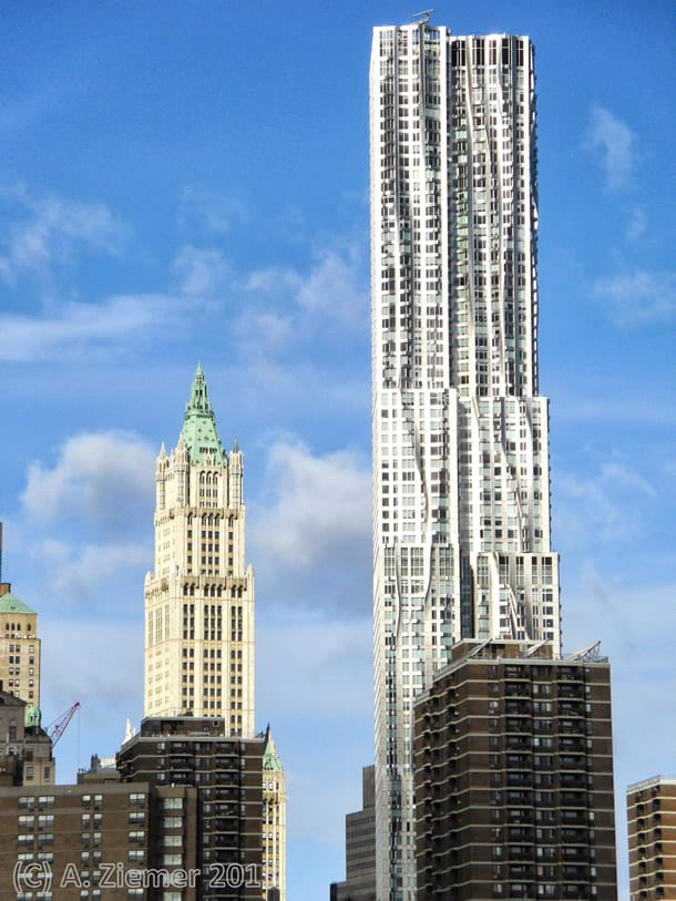 Andreas-Ziemer-New-York-8 Spurce Street : Beekman Tower
