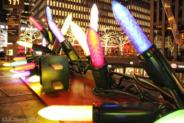 Andreas-Ziemer-New-York-Christmas Candles near Radio City Music Hall