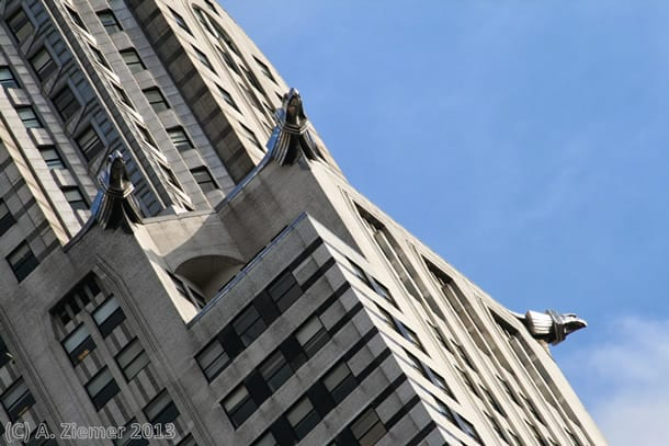 Andreas-Ziemer-New-York-Chrysler Building – Gargoyles