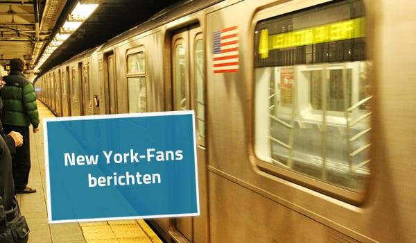 Fotos von New York von Andreas