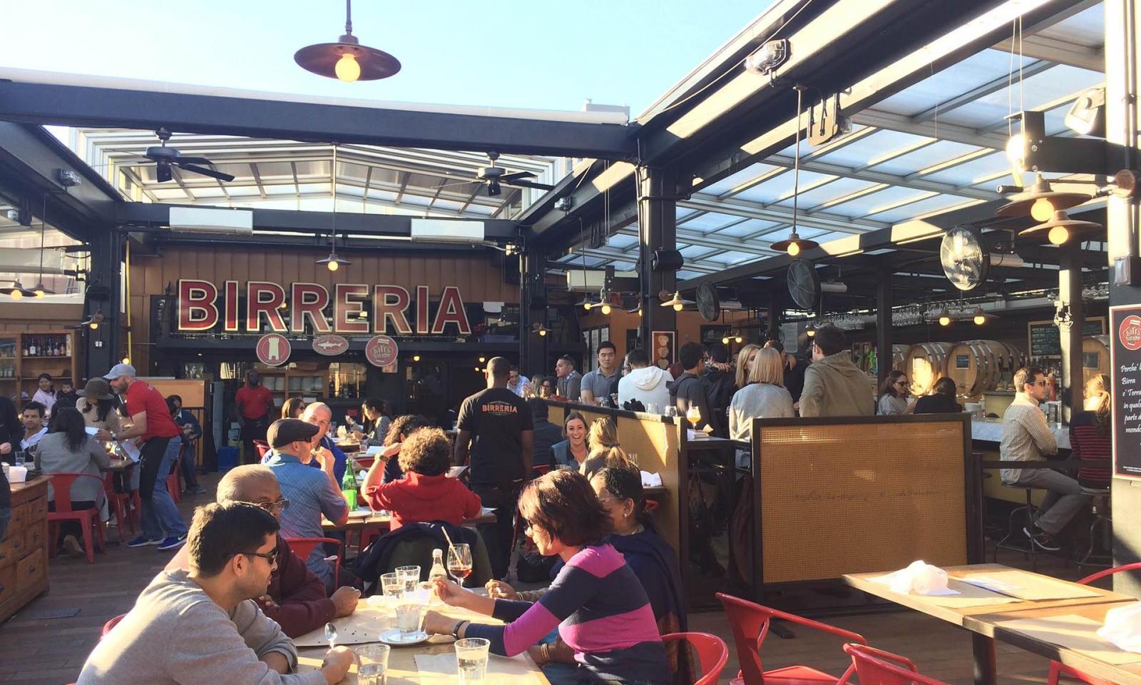 Birreria Rooftop Bar