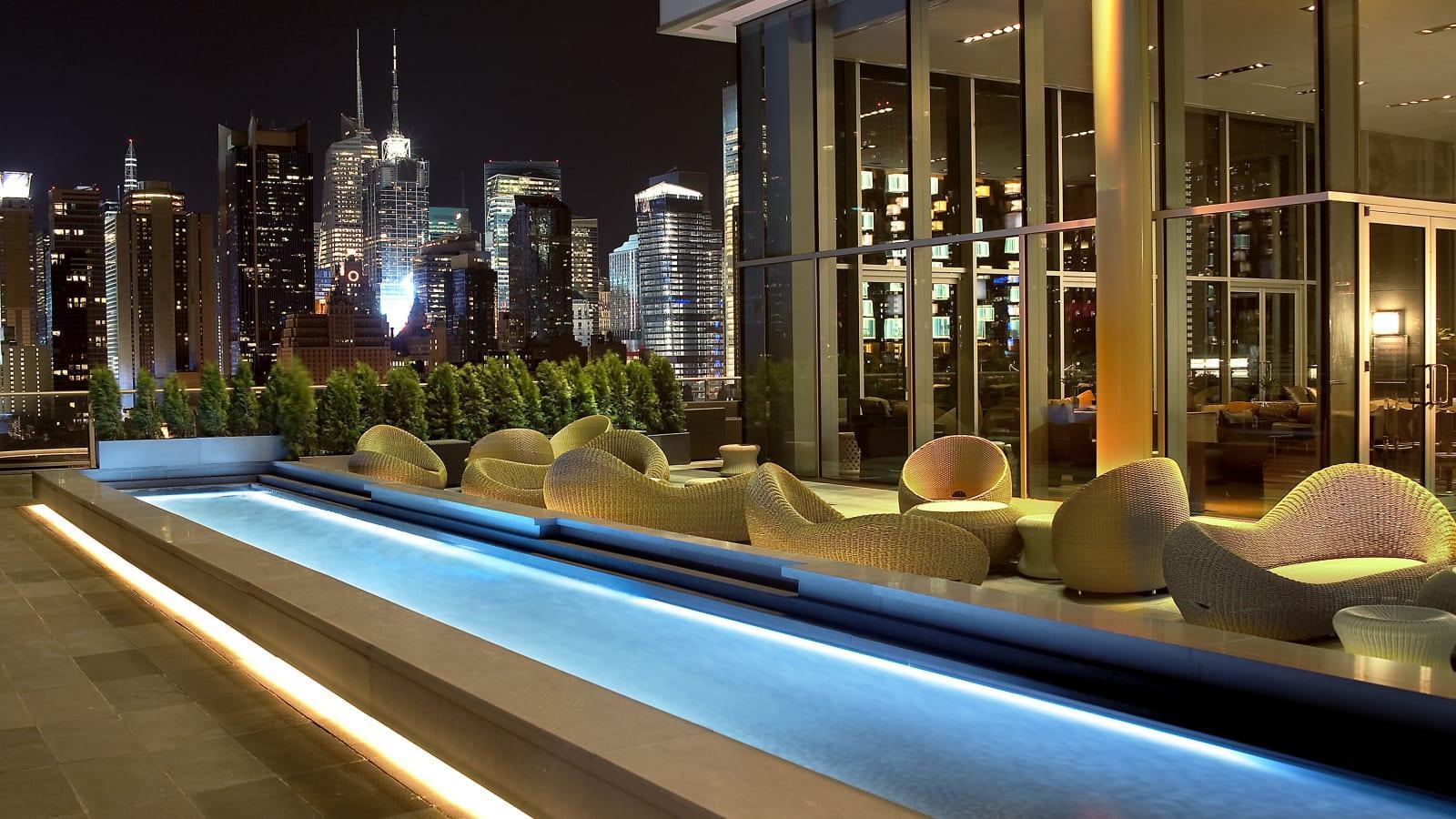 Die besten Rooftopbars NY