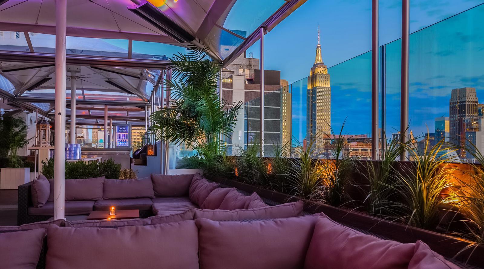 Die besten Rooftop Bars NY