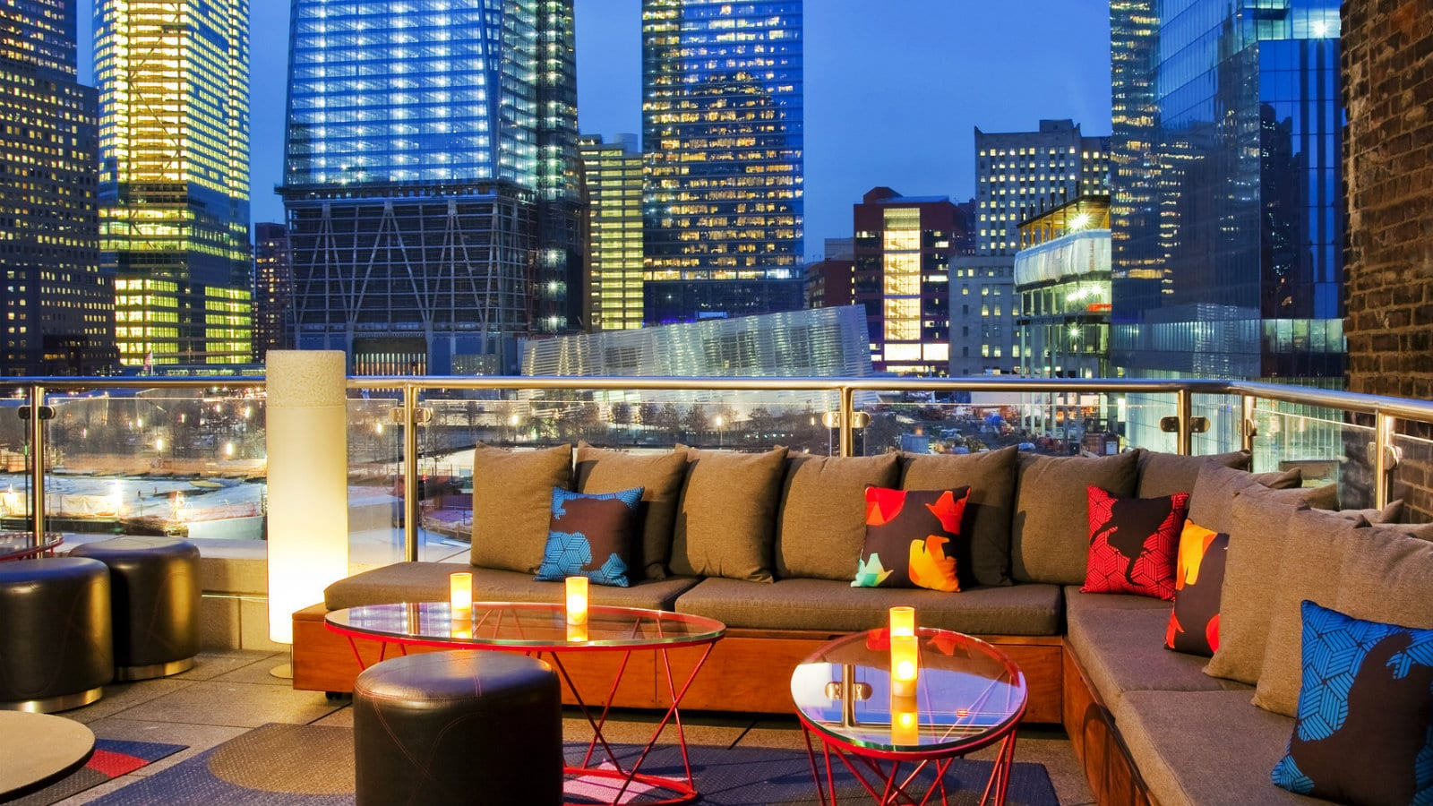 Rooftop Bars Nyc >> W Downtown Rooftop-Bar | Loving New York