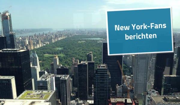 Reisebilder von New York 2013 von Chris