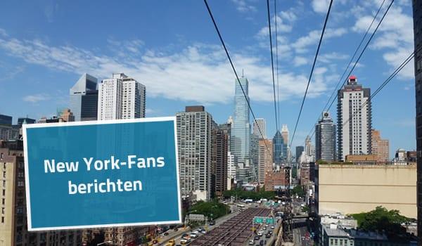 Eindrücke von New York von Katja