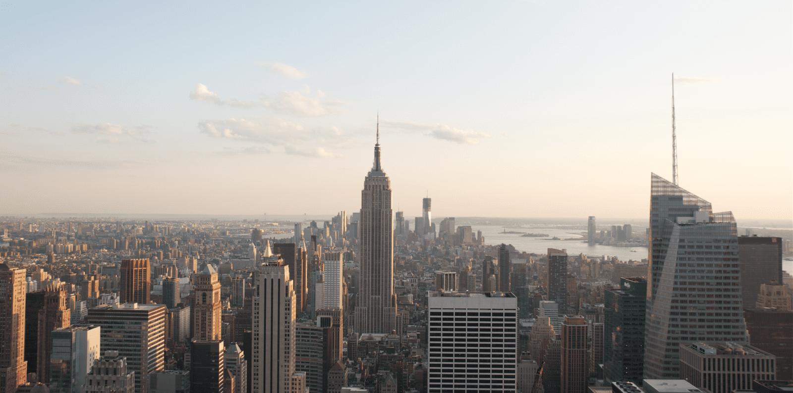 New York City startet größtes kostenloses WiFi-Netzwerk