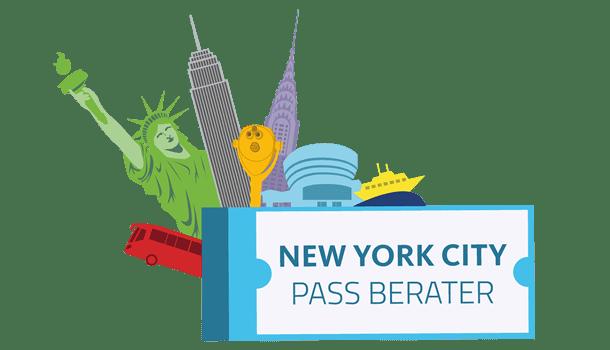 Neues Tool: unser New York Pass-Berater
