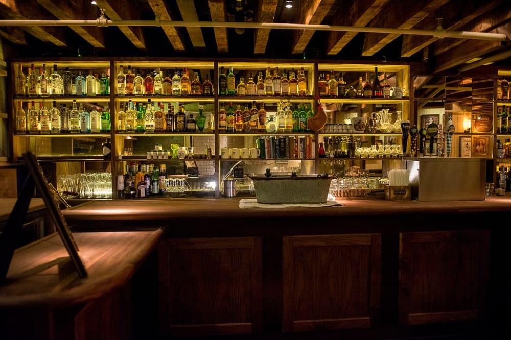 The Parlour Bar Restaurant New York Ny