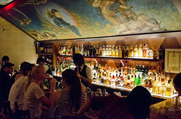 Die besten whiskeybars in new york for Accord asian cuisine nyc