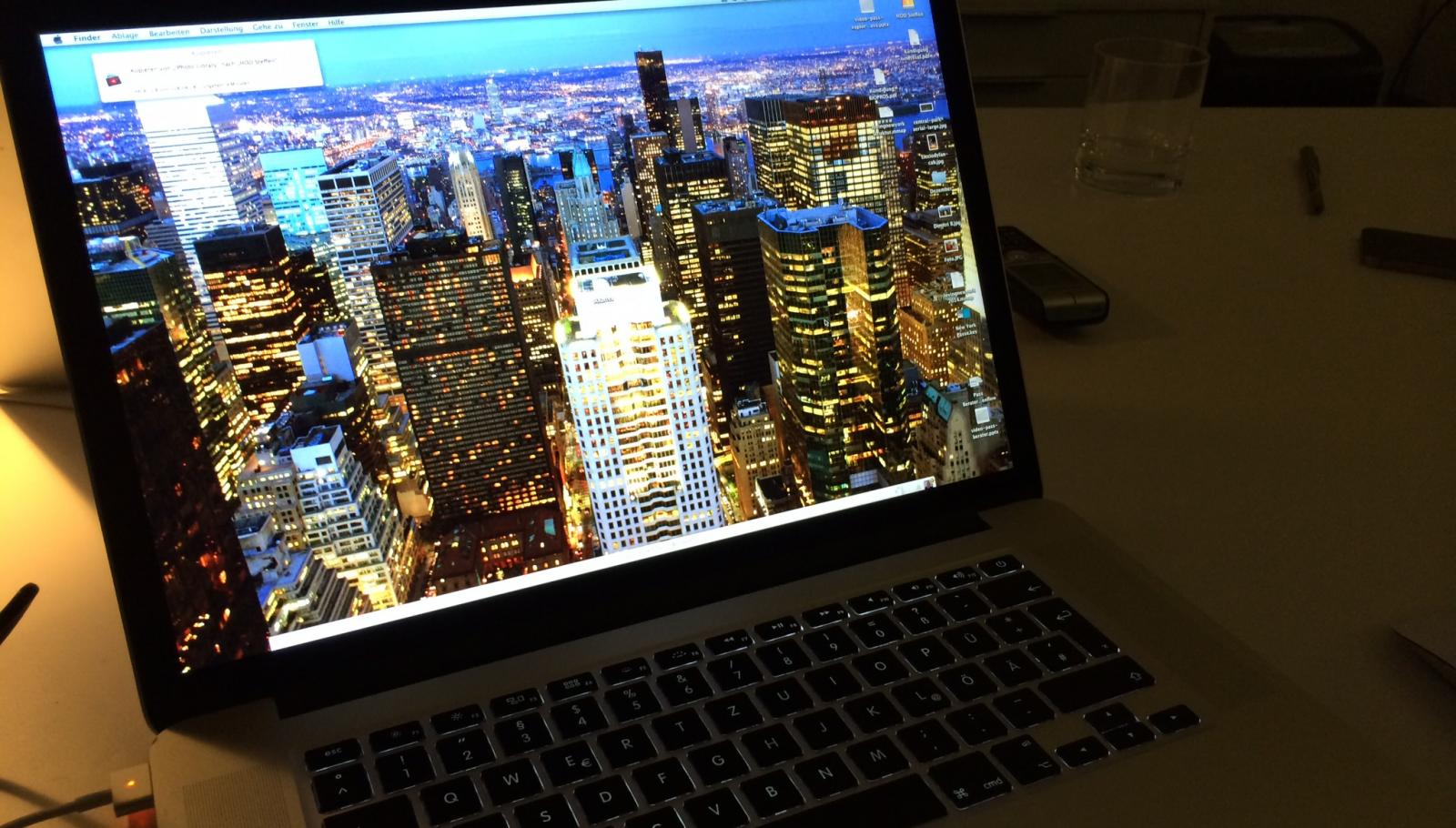 New York Hintergrundbild