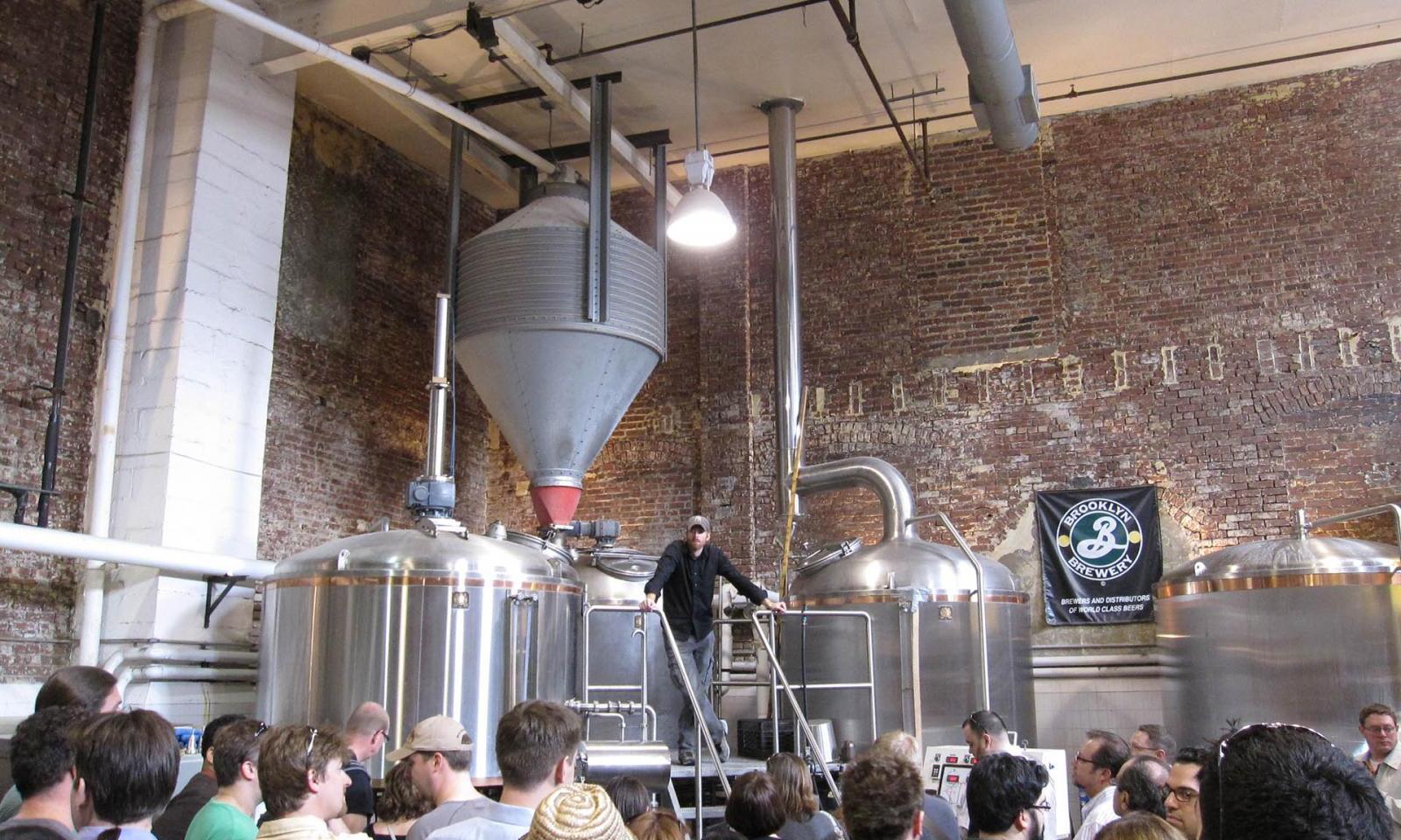 Ellis Island Brewery Tour