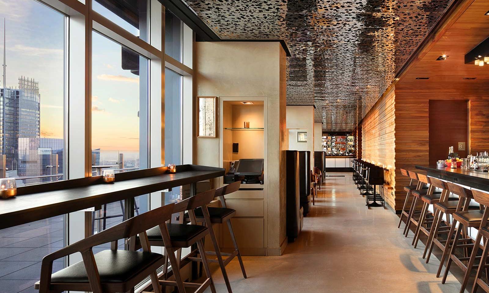 BAR 54 - Sensationelle Rooftop-Bar am Times Square