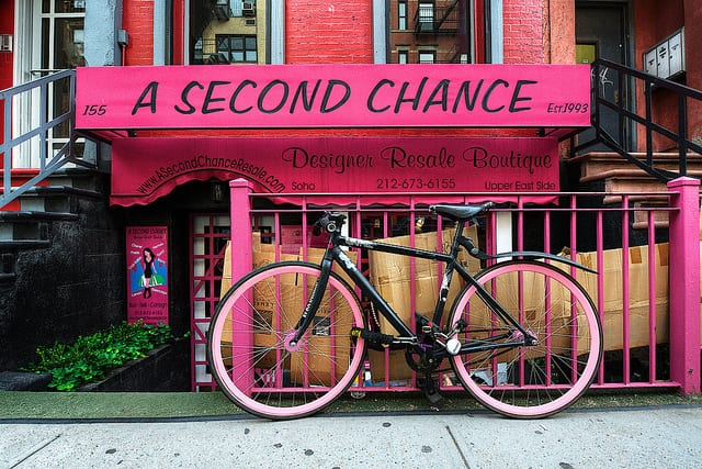 A second chance New York