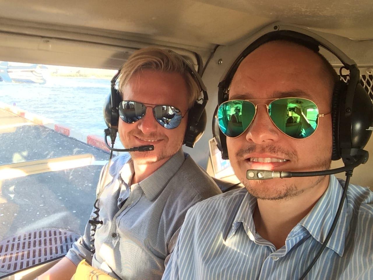 Erfahrungsberichte: Der beste Helikopterflug in New York. Wir haben alle Anbieter, Preise und Routen verglichen und unsere Empfehlung!