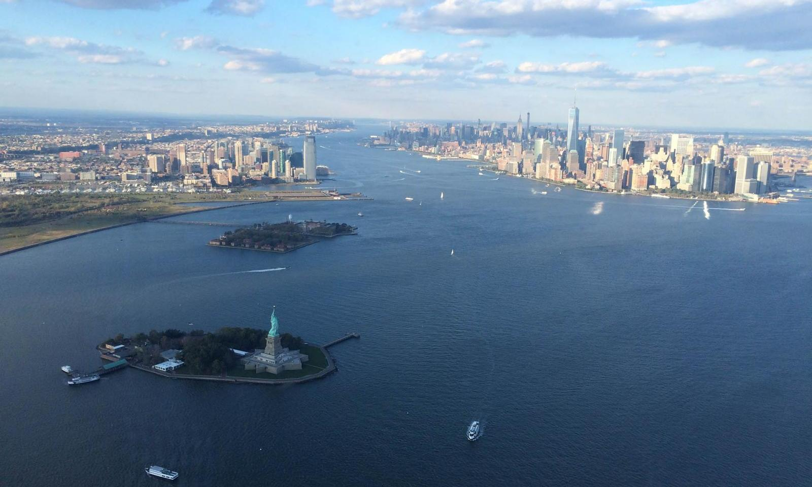 Manhattan Skyline Helicopter Tour