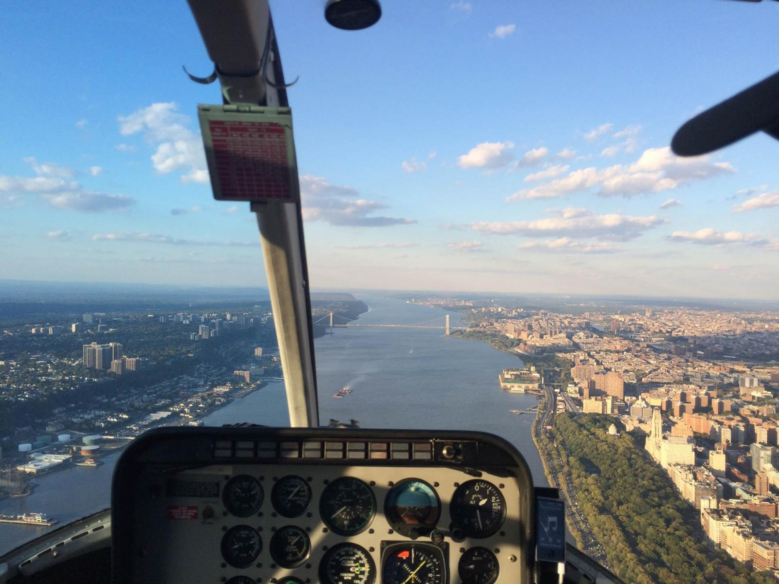 Helikopterflug New York 05