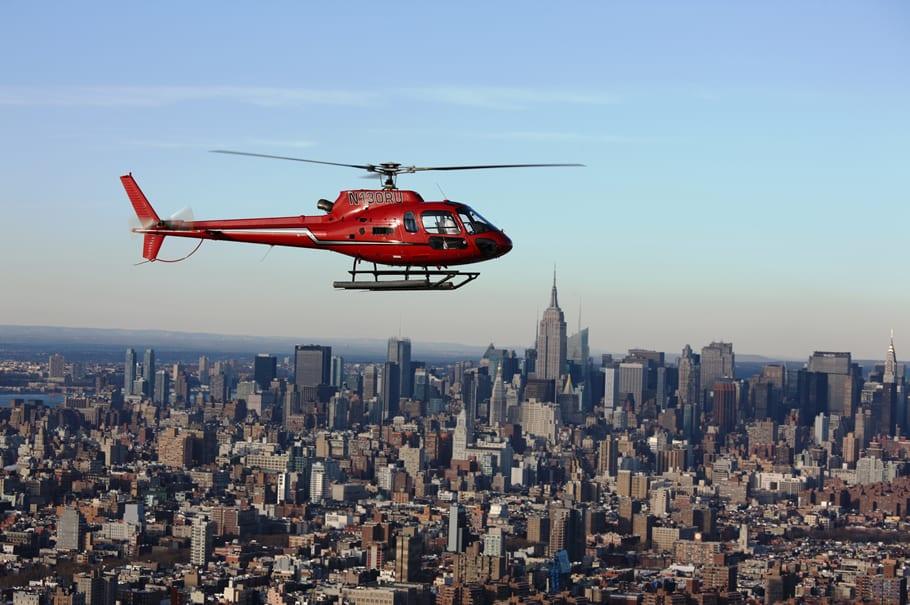 New York Manhattan Helicopter Tour