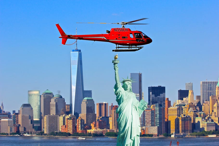 Helicopter Photo Tour Nyc