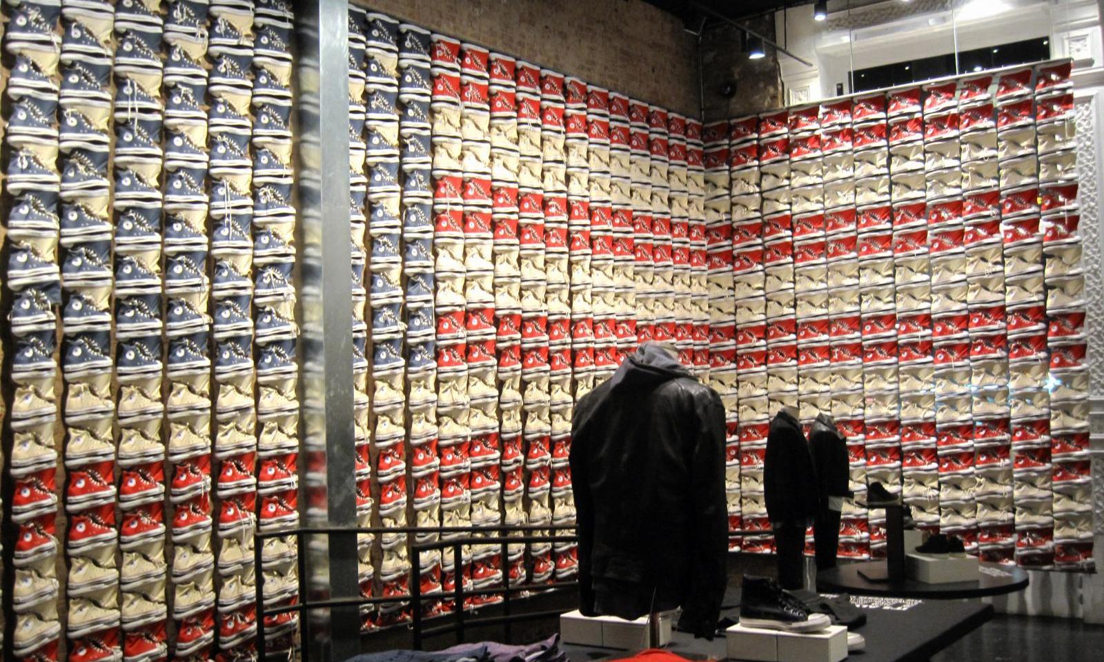Fan Tipp: Verpasst nicht diesen tollen Converse Store in Soho