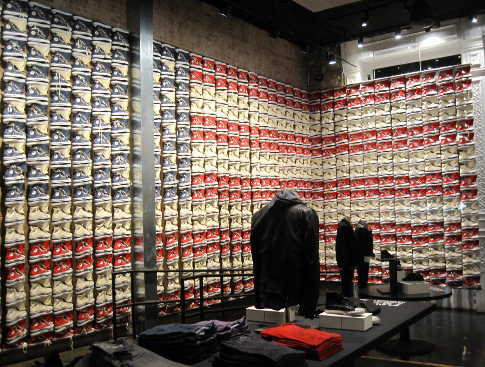 """""""Converse Speciality Store"""" in SoHo"""