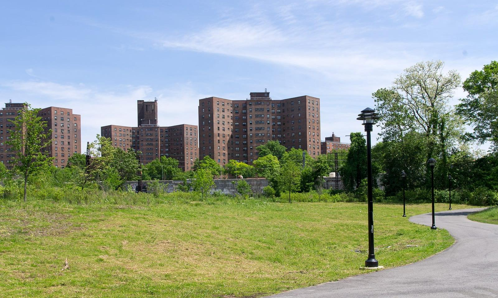 Bronx River Path