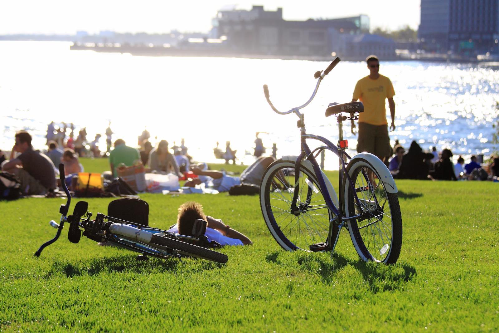 Meine Tipps für Fahrradtouren in & um New York