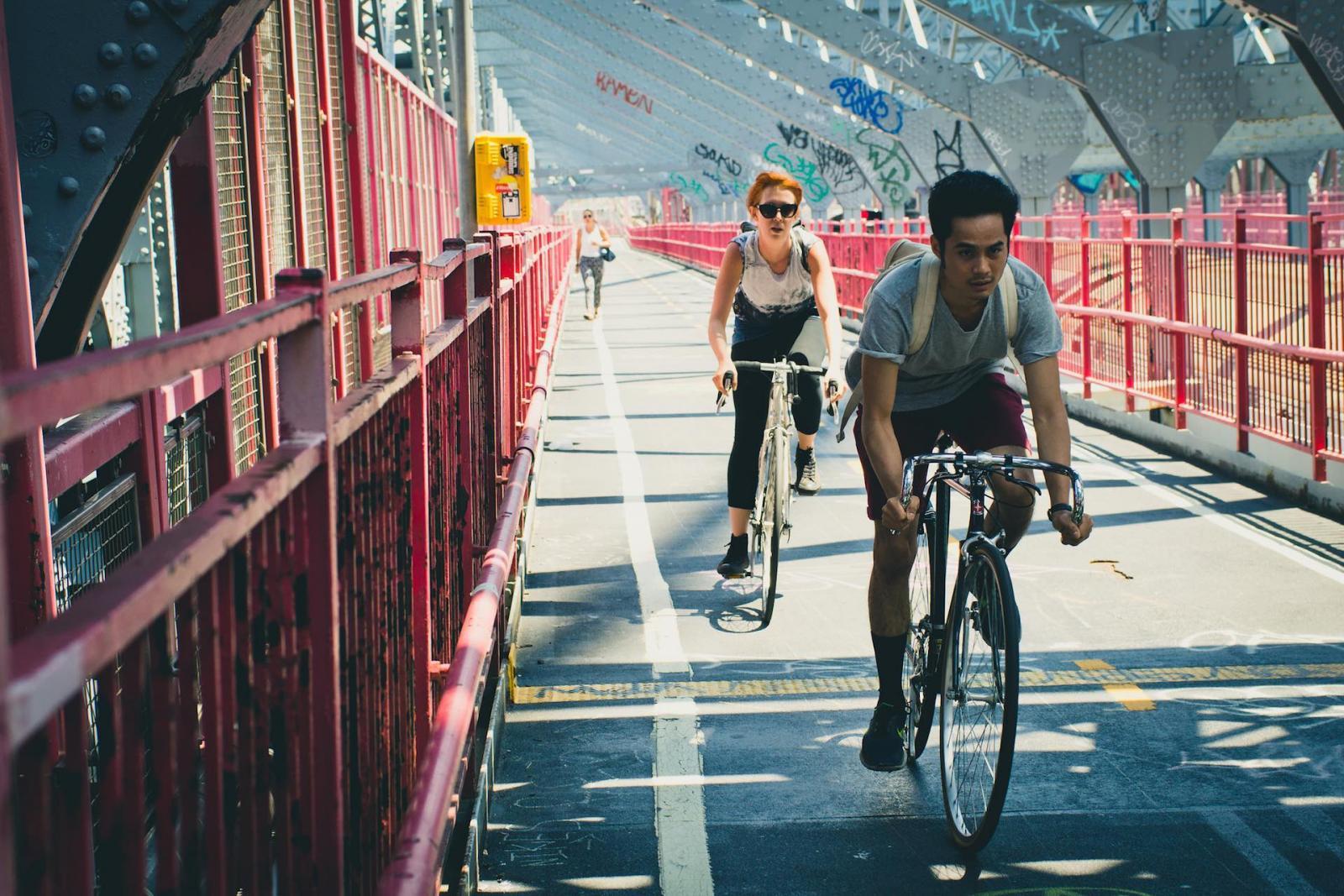 Heute: Fahrradtour in New York + Tipps zum Fahrradverleih