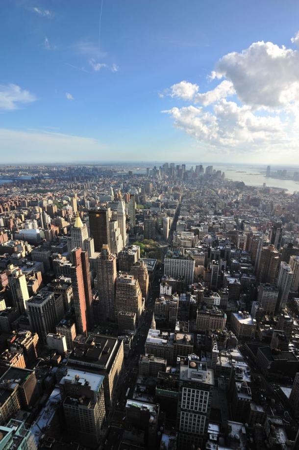 de mith17_ sur flickr du 102e étage