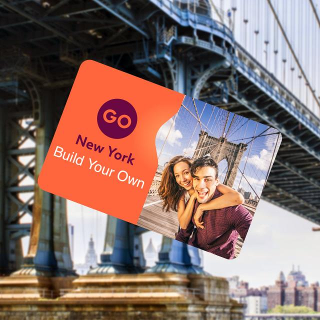 Go New York Build Your Own Pass