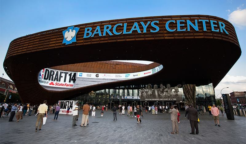 Barclays Center Stadion Brooklyn Nets