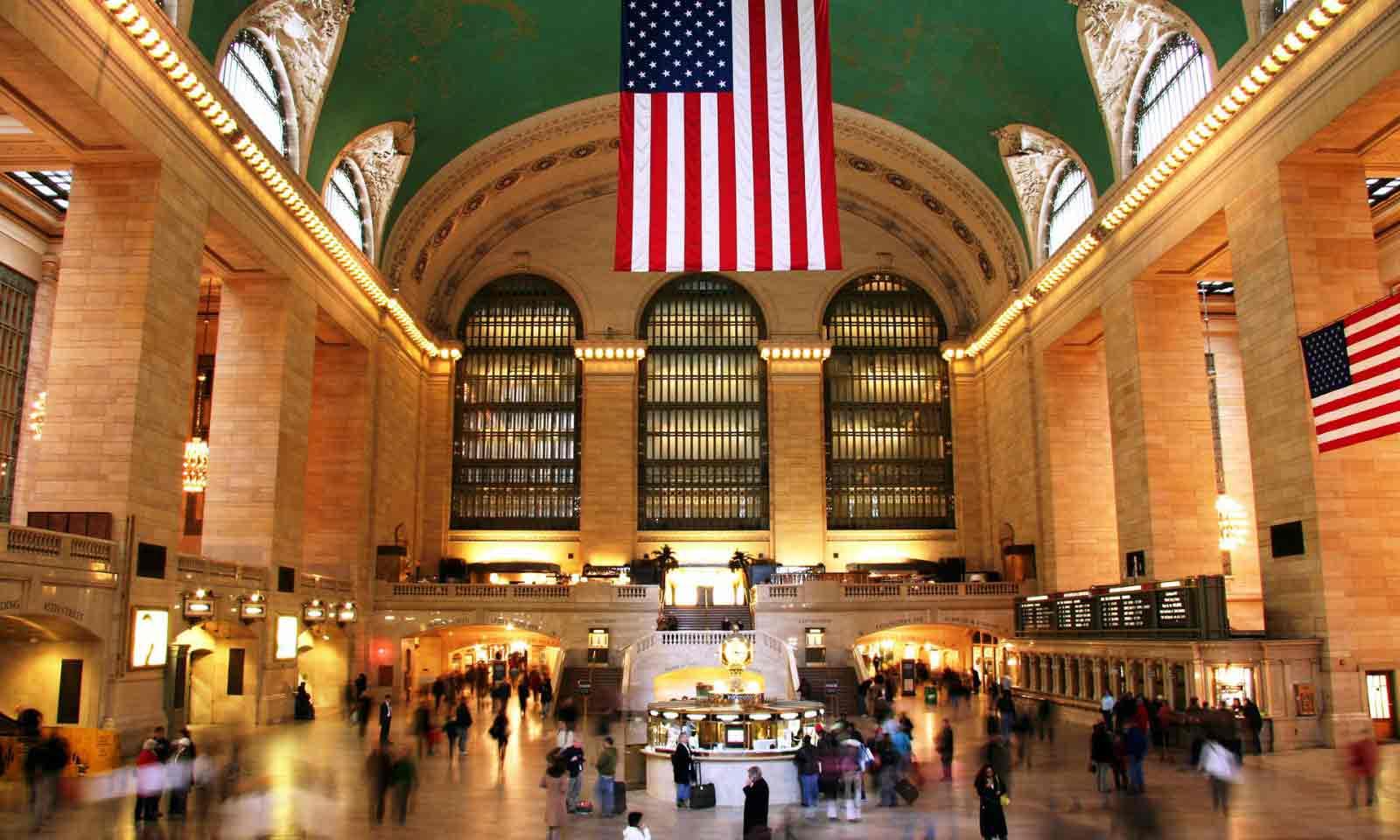 Grand Central Terminal New York innen