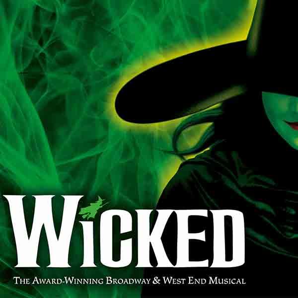 Wicked das Musical am Broadway